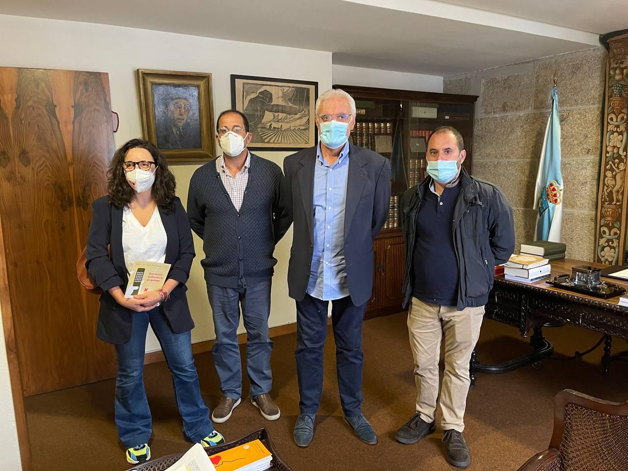 Óscar Rodríguez confirma que optará a presidir o Partido Popular de Viveiro, cun proxecto que ten como pezas básicas o reforzo da unidade e o incremento da militancia